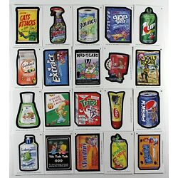 Kyпить 2021 Topps Wacky Packages Series: May 20 Card Coupon Set NM/MT Variant Insert на еВаy.соm