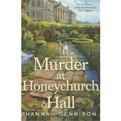 Murder at Honeychurch Hall: A Mystery (Paperback or Softback)