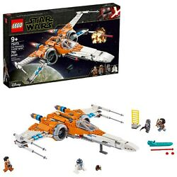 NEW LEGO Star Wars Poe Dameron's X-wing Fighter 75273 Building Kit - 761 Pieces
