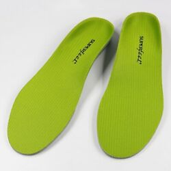 Superfeet Green Insoles Professional-Grade High Arch Orthotic Insole-Size D