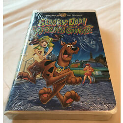 Scooby-Doo and the Witchs Ghost VHS Tape Sealed**Rare.