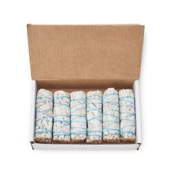 White sage smudge stick ( For smudging and cleansing energy )