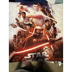NEW: Star Wars The Rise of Skywalker Printed Pillow 22