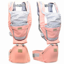 Hip Baby Backpack , Baby Carrier for Infants and Toddlers Newborn , convertible