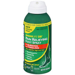 Magni Life DB Pain Relieving Cooling  Foot Spray 3 oz