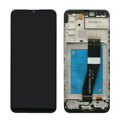 Samsung Galaxy A02S A025 2020 LCD & Touch Screen with Frame Assembly Replacement