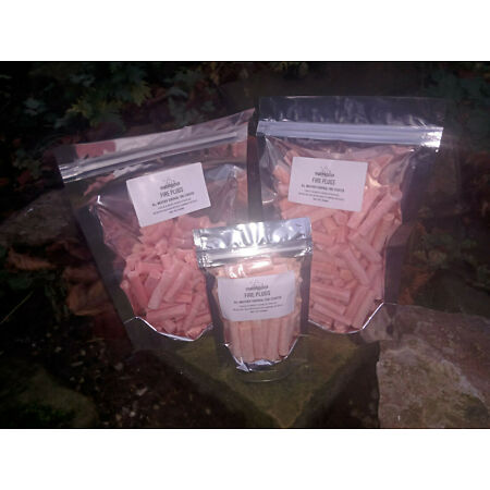 img-GVO FIRE PLUGS EMERGENCY ALL WEATHER FIRE STARTER BUSHCRAFT TINDER SURVIVAL KIT