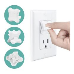 outlet covers baby proofing 38 pcs child proof baby outlet plug covers child