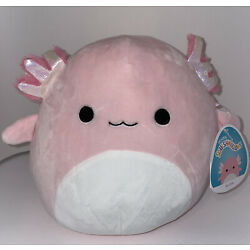 Squishmallow Archie The Pink Axolotl 8