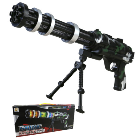 img-KIDS SPECIAL FORCES PISTOL TOY GUN LIGHTS & SOUNDS BOYS ARMY SOLDIER PLAY TOY