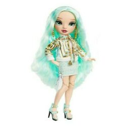 Rainbow High Series 3 DAPHNE MINTO Fashion Doll Outfit Shoes MINT JACKET 2021