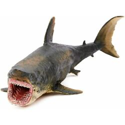 Prehistoric Sea Creature - Megalodon - Large Shark Toy - Jaws Action Figures