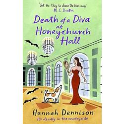 Death of a Diva at Honeychurch Hall by Dennison, Hannah, NEW Book, FREE & FAST D