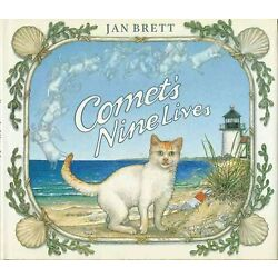 Comet's Nine Lives, School And Library by Brett, Jan, Brand New, Free shippin...