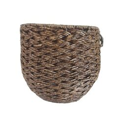 Threshold Seagrass Storage Basket, Ethically Handcrafted set of 2