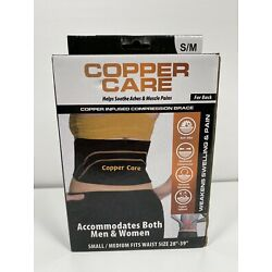 Copper Care For Back Unisex Fits Waist Size 28-39 Inches
