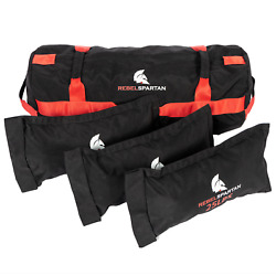 Adjustable Workout Sandbags Fitness Weight Bags Exercise Strength Training