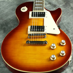 Epiphone /By Gibson Les Paul Standard 60S Iced Tea Electric Guitar
