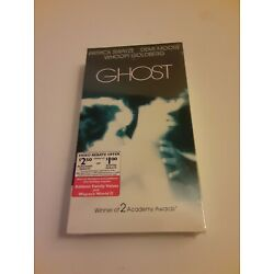 Ghost VHS Tape 1991 McDonald's Promotion New Sealed