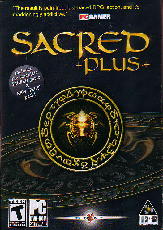 New Box Games : Sacred plus role playing action pc game new box ebay