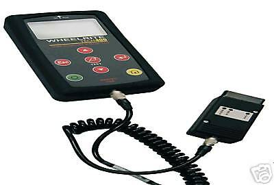 Bartec Wheelrite Tech400 Tire Pressure Monitor Ebay