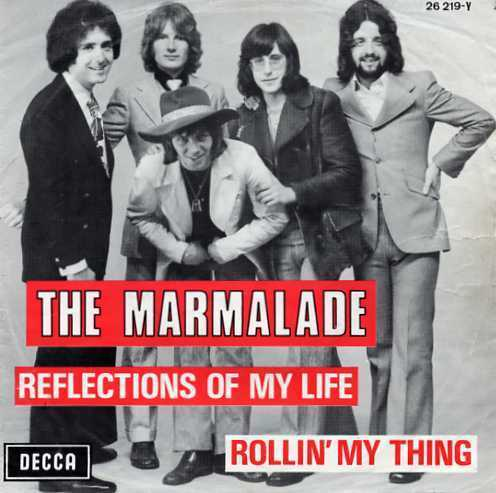 reflections on stereotypes in my life Print and download reflections of my life sheet music by the marmalade sheet music arranged for piano/vocal/chords in f major (transposable) sku: mn0135030.