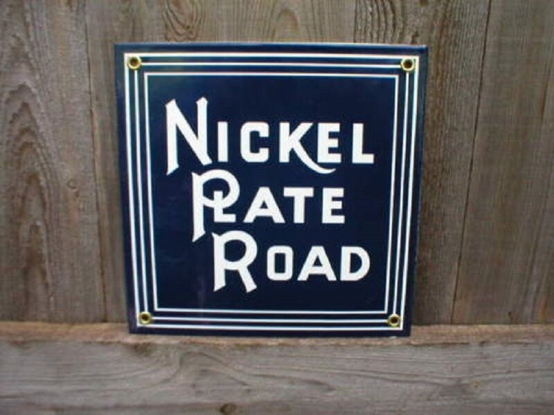 Nickel Plate Road Porcelaincoated Railroad Sign S  Ebay. Lds Business College Housing. Canara Bank Credit Card Apply Online. Memorial High School Madison Wi. Erie Insurance Home Office 97 Toyota Corolla. Online Allied Health Degrees. Pharmacy Inventory Management System. Does Geritol Help You Get Pregnant. Drivers Choice Insurance Title Loans Chandler