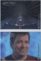 STAR TREK MOVIES IN MOTION BASE AND CHARACTER SETS (72)