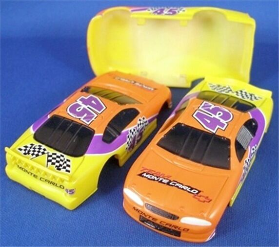 2001 Rare LIFE-LIKE CHEVY Monte Carlo Slot Car GREAT