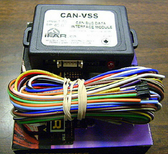 New Crimestopper Can Vss Can Bus Data Interface Module Ebay