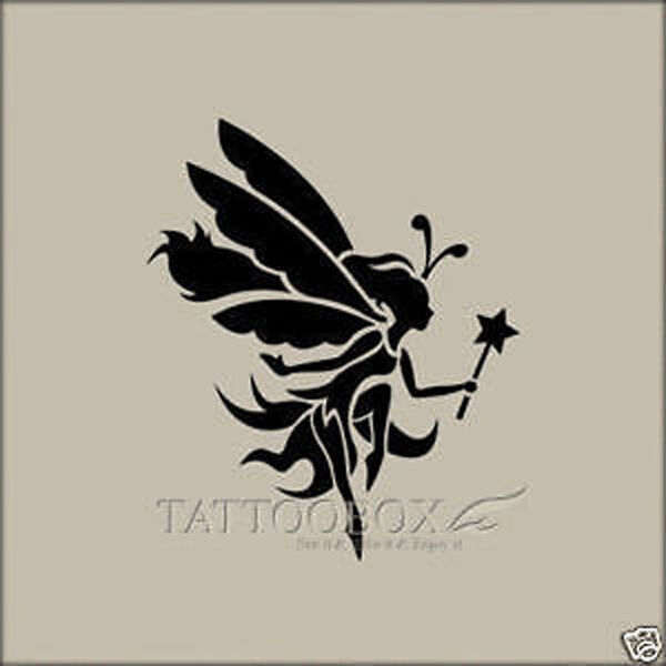 Fairy And Butterfly Stencils : Reusable airbrush stencils fairy ebay