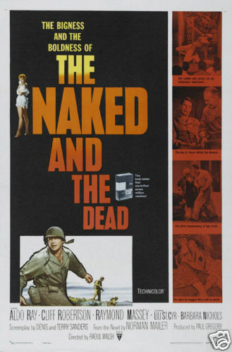 The naked and the dead movie Nude Photos 9