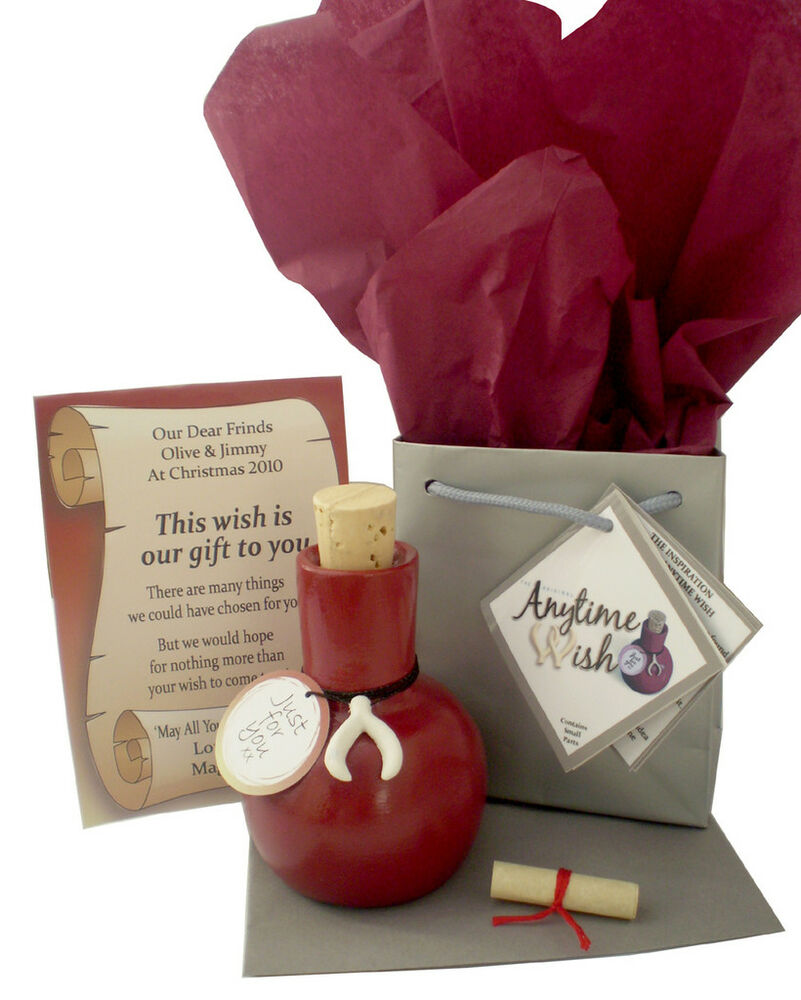 Ruby Wedding Gift Box : 40th RUBY WEDDING ANNIVERSARY WISH GIFT Card eBay