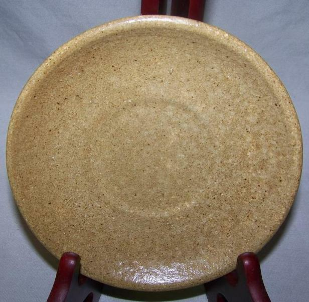 Earthenware Pottery Dinnerware Portugal Saucer