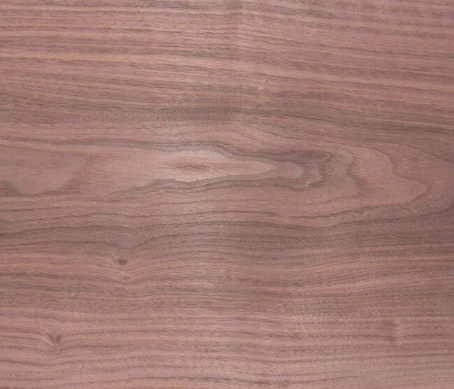 Paper Backed Flexible American Black Walnut Wood Veneer Ebay