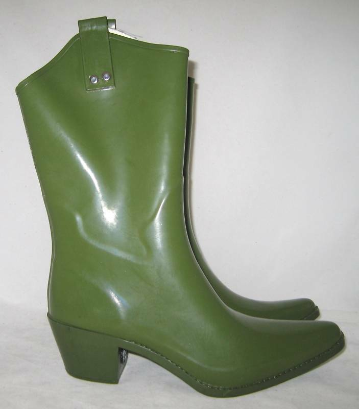 Perfect Timberland Womens Welfleet Rain Boot In Green | Lyst