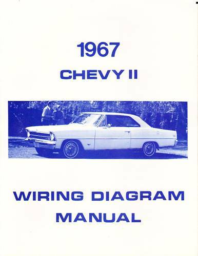 1967 Chevy Ii Wiring Diagram Manual