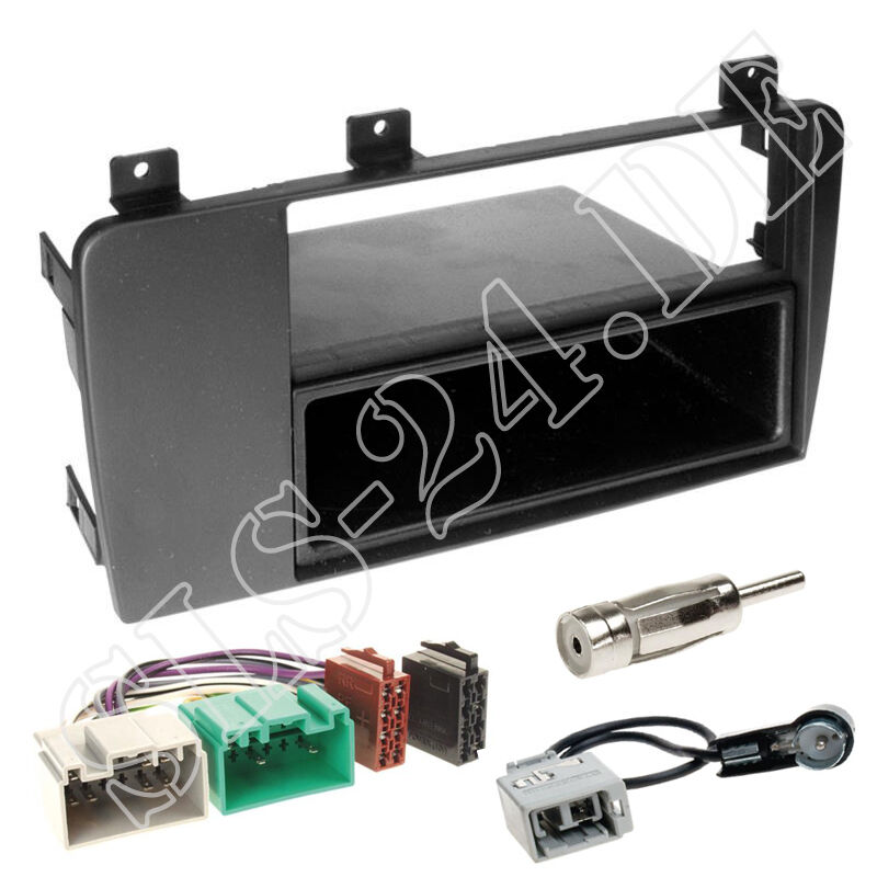 volvo v70 s60 auto radio blende iso radio adapter. Black Bedroom Furniture Sets. Home Design Ideas