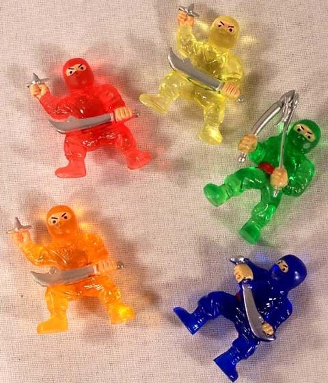 Party Favor Toys : Ninja warriors party favors toys fun toy parties ebay
