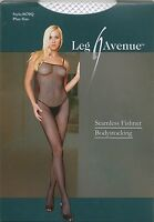 SEXY LINGERIE FISHNET BODYSTOCKING, 3 COLORS, 2 SIZES