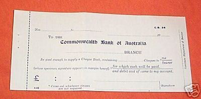 how to deposit a cheque commonwealth bank