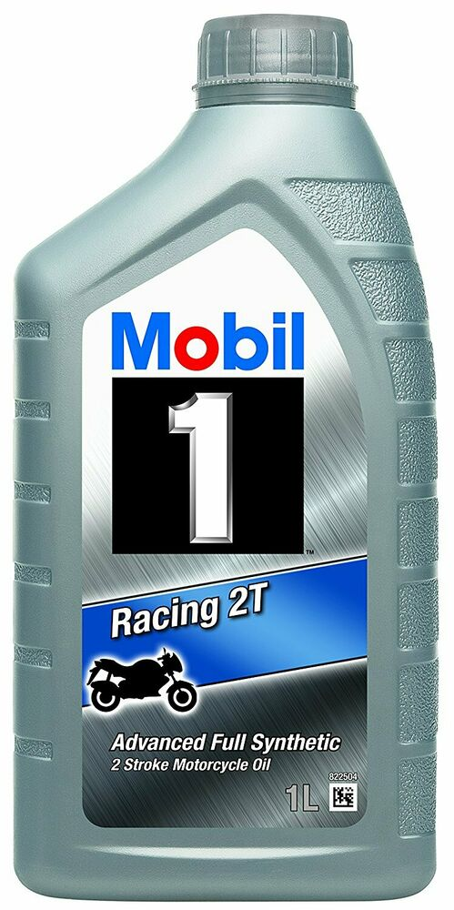 mobil 1 racing 2t vollsynthetisches 2 takt l 1x1 liter. Black Bedroom Furniture Sets. Home Design Ideas