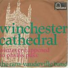 """THE NEW VAUDEVILLE BAND """"Winchester Cathedral"""" - 7"""""""