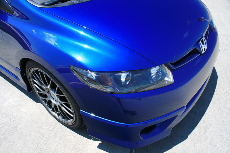 Fiji Blue Pearl Urethane Basecoat Clearcoat Auto Body Shop