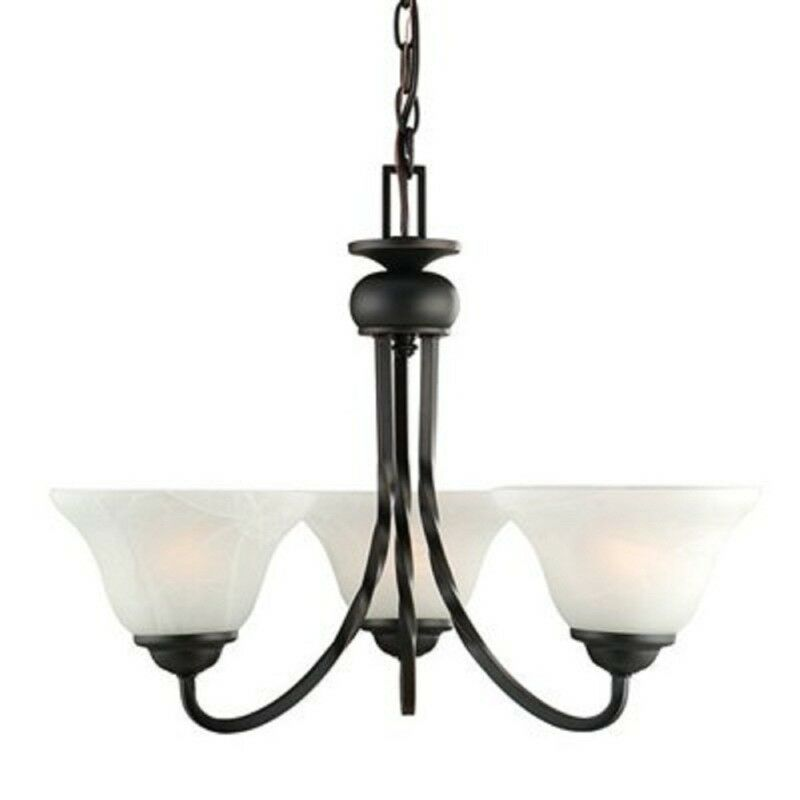 oil rubbed bronze chandelier rubbed bronze 3 light chandelier ebay 28615