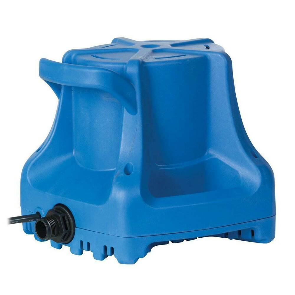 New Little Giant 577301 Automatic Swimming Pool Winter Cover Water Pump 1700 Gph Ebay