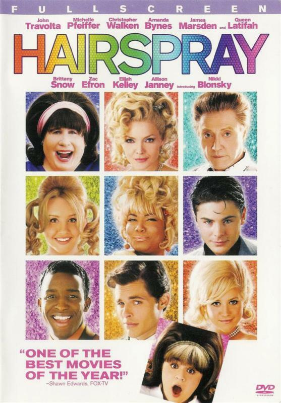 Hairspray - John Travolta Michelle Pfeiffer - DVD ...