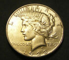 1923 S Peace Dollar 90% Silver - Very Nice # 781531-62