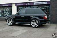 "22"" VOGUE ALLOY WHEELS TYRES FIT LAND ROVER DISCOVERY"