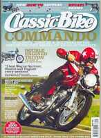 CLASSIC BIKE-SEPTEMBER 2010 issue (NEW COPY)